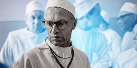Эксперименты полевого хирург…