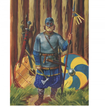 Предки викингов не имеют нич…