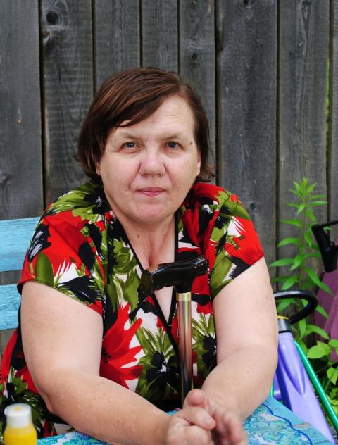 Татьяна Харламова (Старикова)