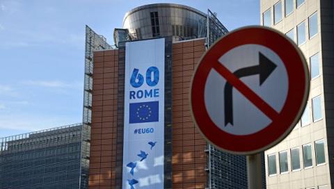 В ЕК рассказали, от чего будет зависеть реакция ЕС на санкции против России