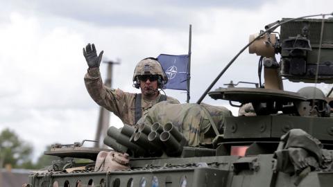 Асимметричный ответ: НАТО «списала в тираж» свои батальоны в Восточной Европе