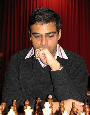 Победитель шахматного мемориала Ботвинника Виши Ананд