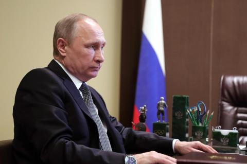 Почему Путин не хочет идти н…