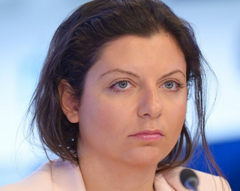Разодрали бы на куски: Симоньян ответила на слова Собчак об антироссийских санкциях