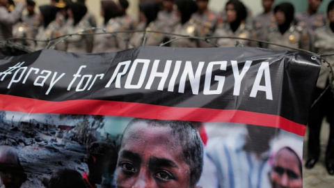 Народ рохинджья как провокац…