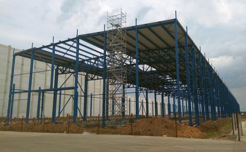 «Кроношпан» в Уфе инвестирует 200 млн евро в строительство второй очереди