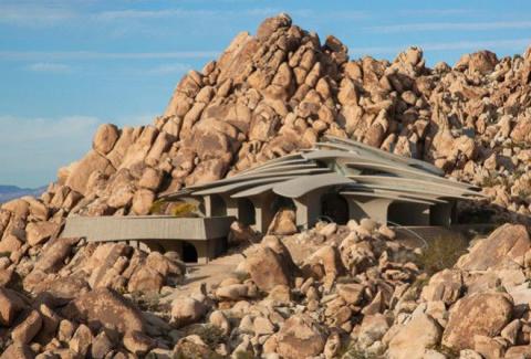 Самый необычный дом в мире