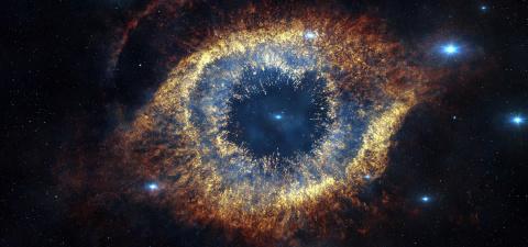 «Вселенная смотрит на себя г…