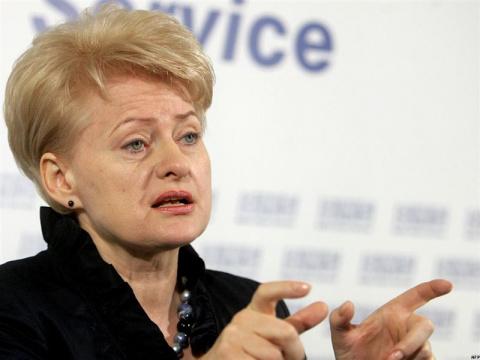Литва ждет прибытия американских военных кораблей