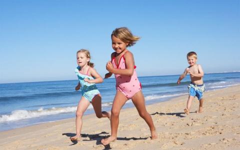 Детские купальники: пять вредных советов