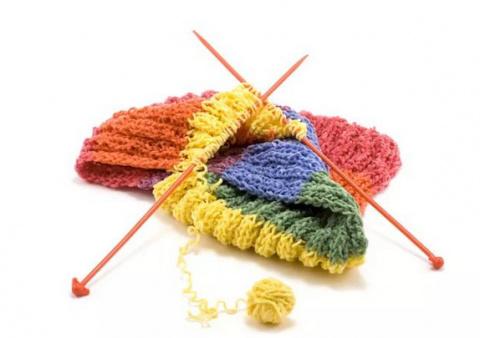 Советы, делающие вязание лёг…
