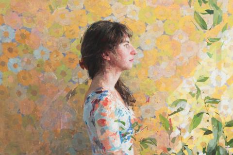 Картины Зои Фрэнк