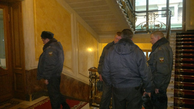 Полиция обыскала офис «ВКонтакте» и квартиру ее основателя