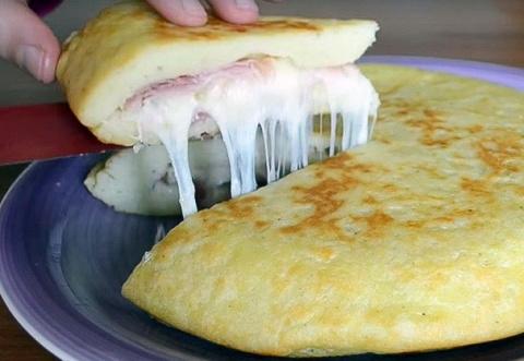 Мексиканская лепешка: рецепт настолько же простой, насколько соблазнительный!