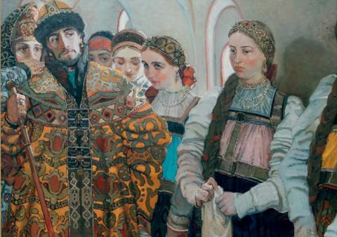 Красота русских барышень, или Какая диета была приемлема в допетровскую эпоху