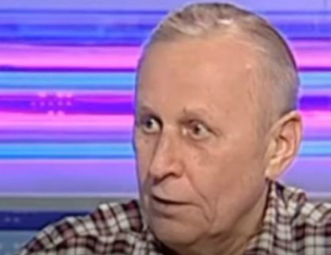 Писатель Олег Стрижак сконча…