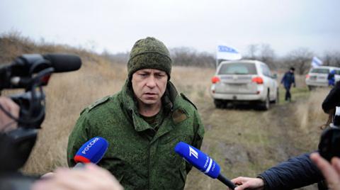 Украинские диверсанты убили …