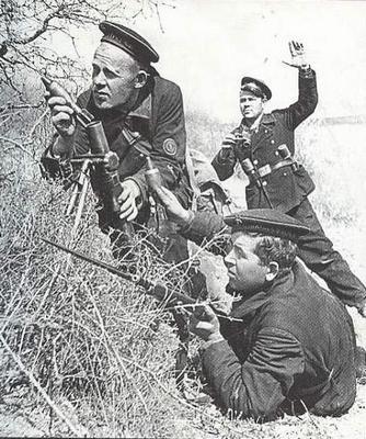 Н.Сергеичев. Война: от Пскова до Петергофа и обратно