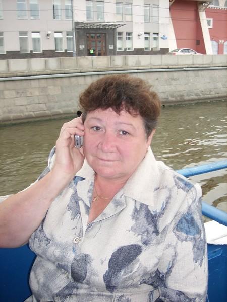 Валентина Гавришова
