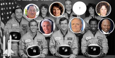 Теория Заговоров: Астронавты шаттла «Челленджер» до сих пор живы