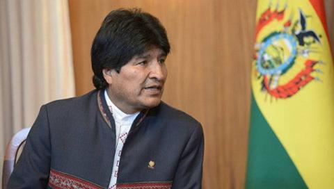 Президент Боливии возложил н…