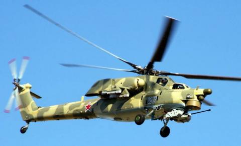 Ударный вертолет Ми-28Н. Инфографика