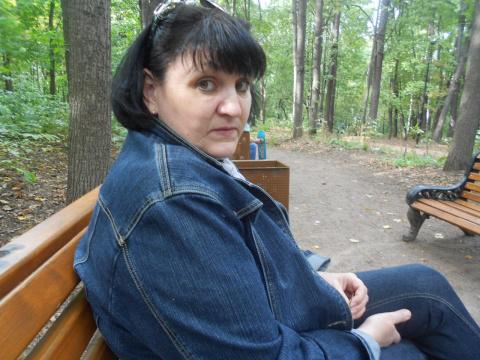 Светлана Кожухарь