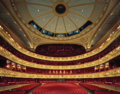 Культурное удовольствие: самые шикарные оперные театры в мире