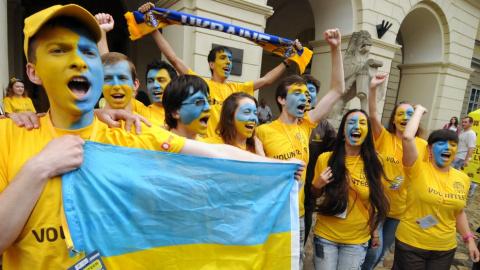 Тайна украинцев