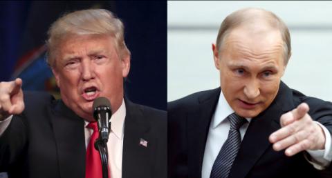 Президенты России и США пров…