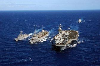 Флот США готовит ракетно-ядерный удар по КНДР