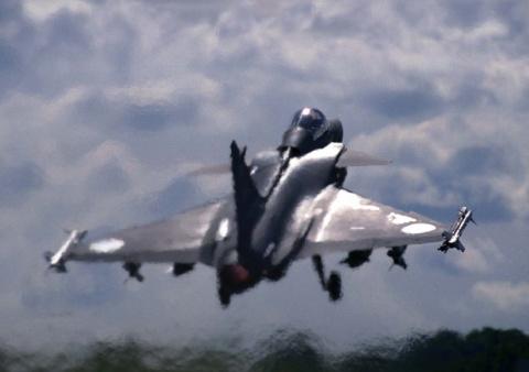 Правительство Швейцарии одобрило покупку 22 истребителей JAS-39E «Грипен»