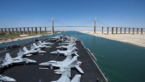 Морской сбой. США ради России нарушили правила своих ВМС