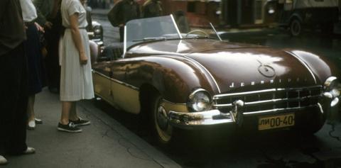 «Ленинград»: самодельный советский спорткар