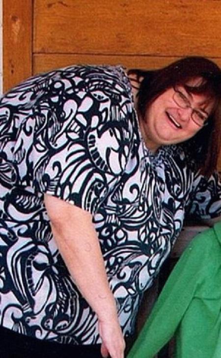 В свои 51 эта женщина весила…