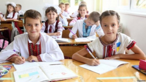 Украинское образование превр…