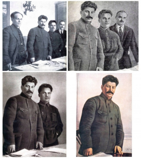 Вот на какие ухищрения пускалась советская пропаганда. Они подделывали снимки задолго до Фотошопа!