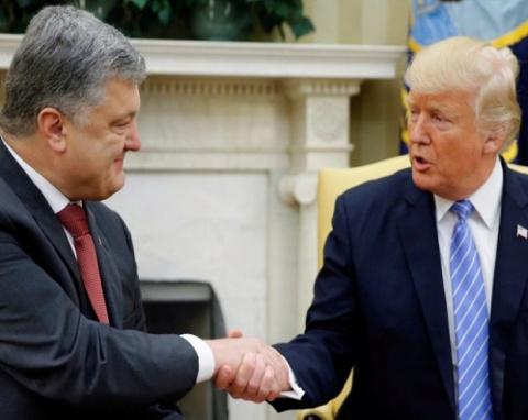 Савченко прокомментировала визит Порошенко в США
