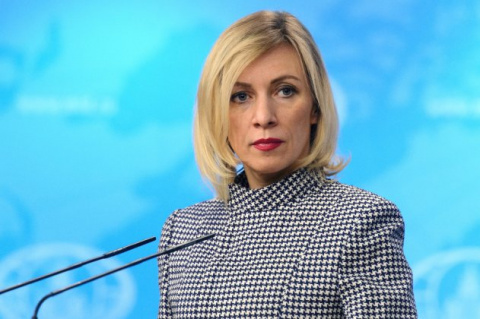 Захарова прокомментировала слова Порошенко, сравнившего Россию с крокодилом