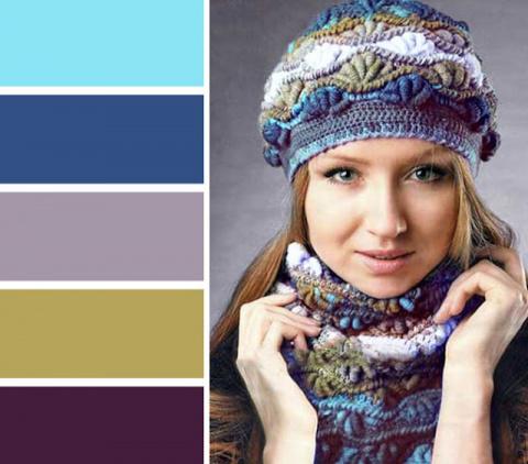 Топ-15 модных женских шапок …