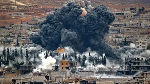 Почему Израиль не может поддержать прекращение огня в Сирии