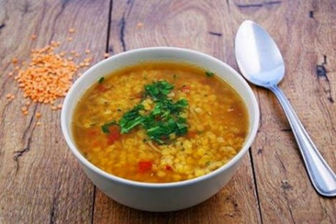 Весьма специальный суп
