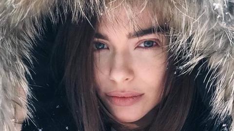 Елена Темникова стала жертвой бурана