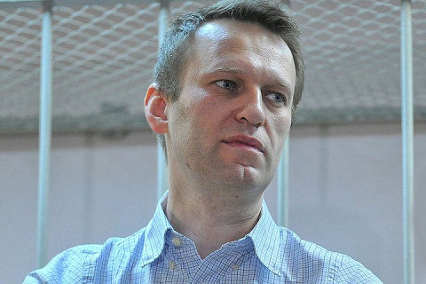 Суд отказался рассматривать иск Навального