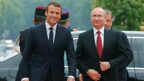 Путин: История отношений с Ф…