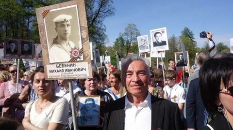 Киевлянка о Дне Победы: «вооруженная сволочь выйдет на улицу против людей».