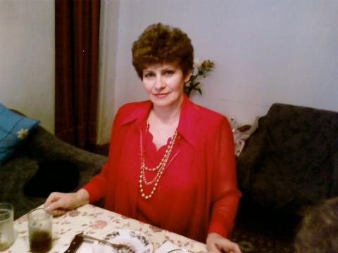 Галина Таксанова (Ларионова)