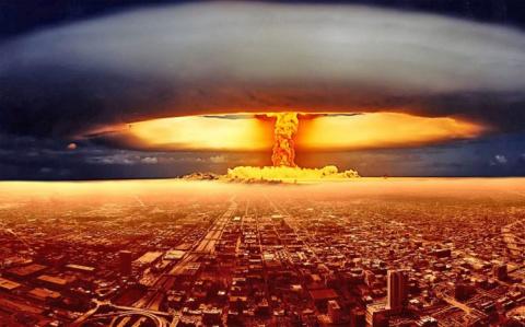 Ядерная атака по Украине: ам…