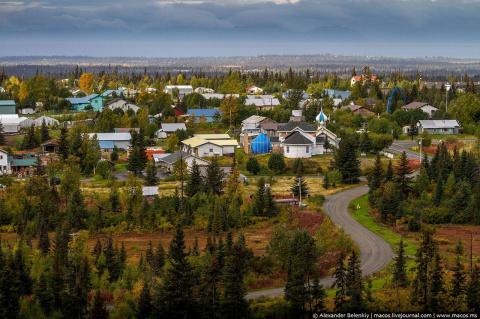 Наша Аляска. Русские на краю Земли