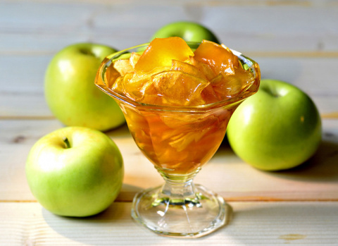 Варенье из яблок: рецепт янт…